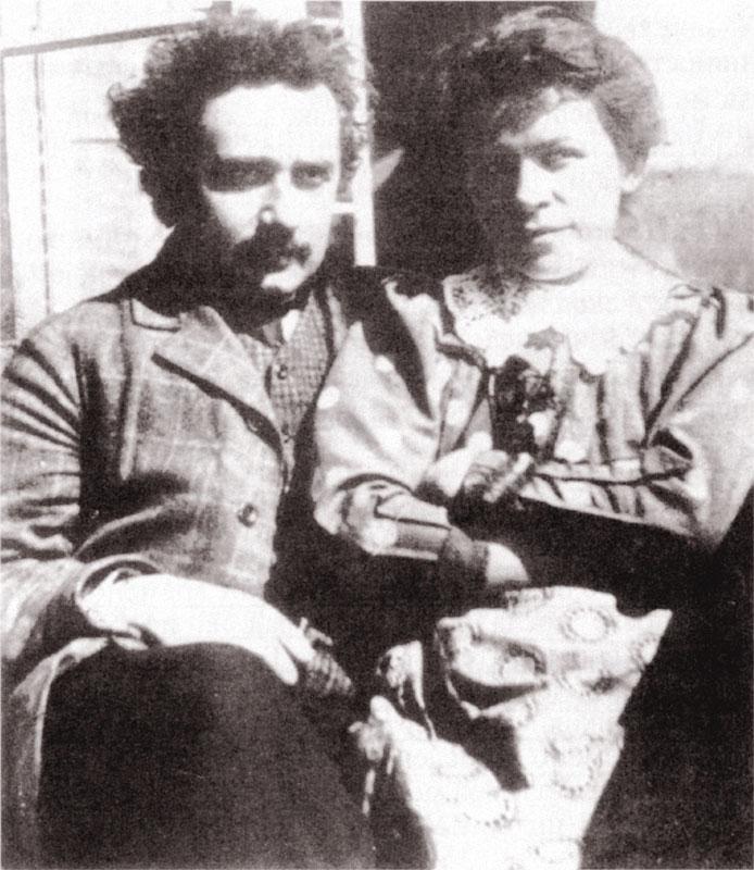 Ajnštajn i ilena